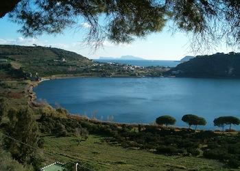 Dantedì al Lago d'Averno e nella Valle del Sarno