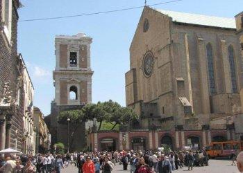 Ciclostorica a Napoli, domenica con Vulcanica su cazzimbocchi
