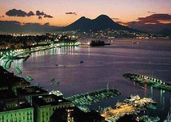 La balena è nel Golfo di Napoli, il video