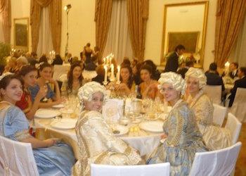 Le feste di Natale a Napoli viste da Goethe e note gastronomiche nel Presepe del '700