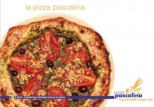 A Napoli Pizza Village la Pizza antitumore del Pascale