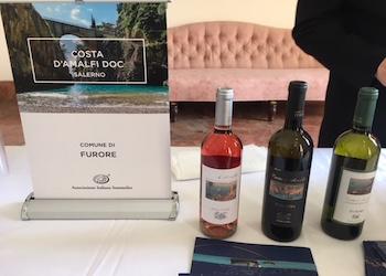 World Wine Awards, c'è il Costa d'Amalfi doc