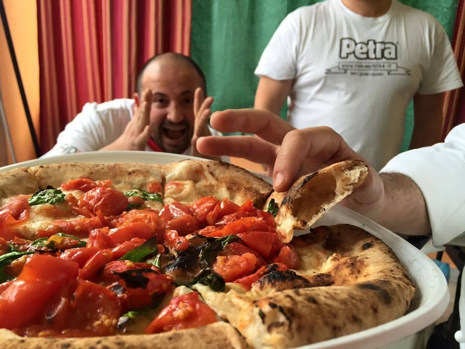 Luca Doro apre una nuova Pizzeria Gourmet a Macerata Campania con tante belle novità