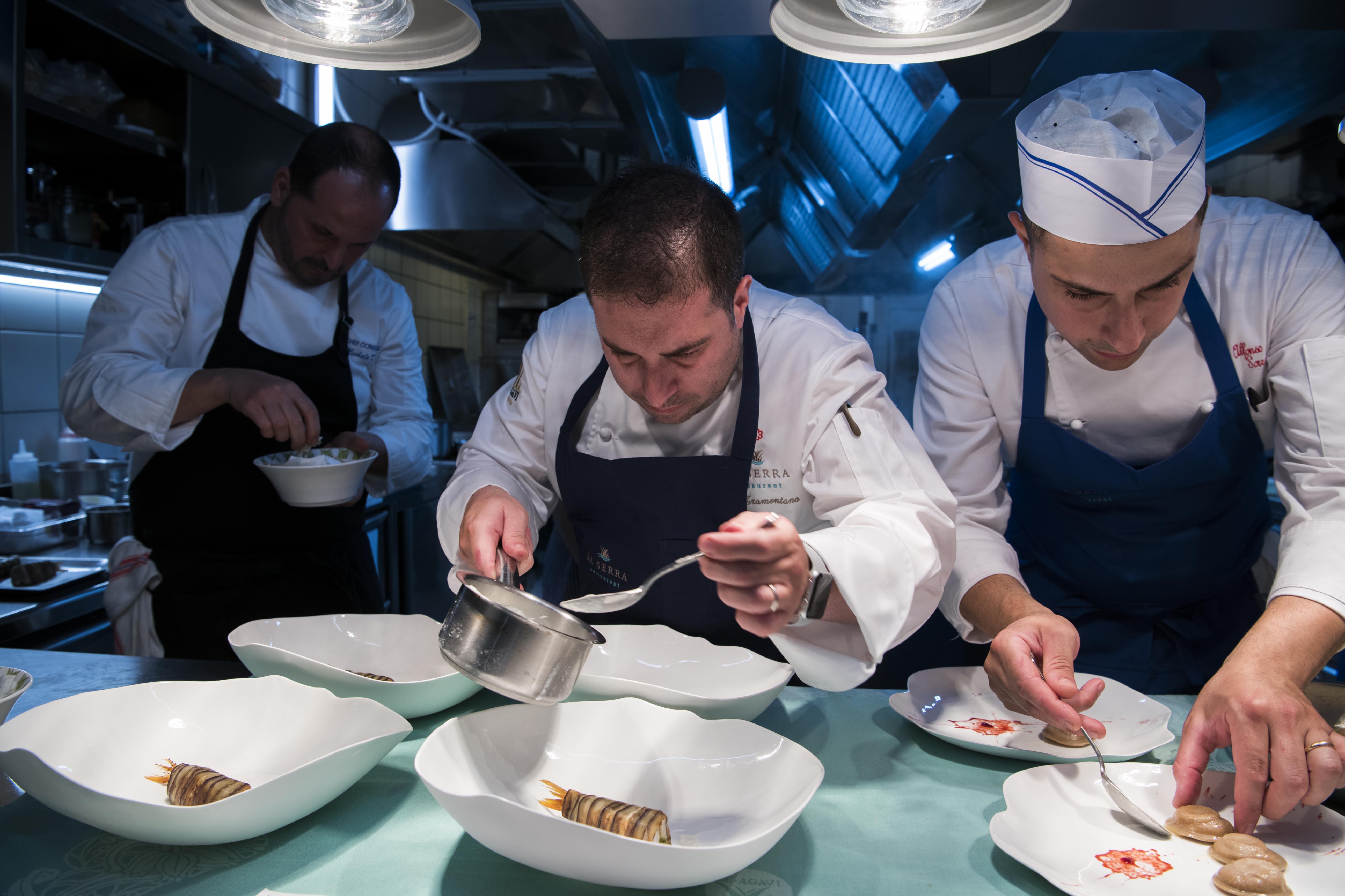 Ripartono i corsi di cucina da Casolaro Hotellerie