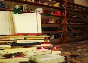 Aranciomare, la presentazione del libro al ristorante vegetariano Terra a Caserta