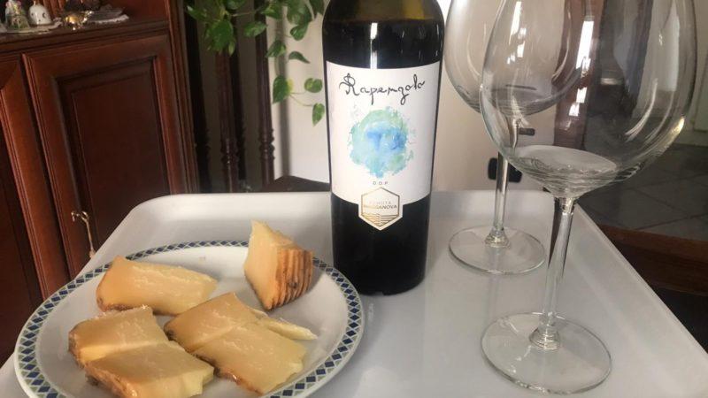 """Degustazione """"Grande Lucania"""" : Aglianico del Cilento dop Tenuta Massanova e Canestrato di Moliterno Igp"""