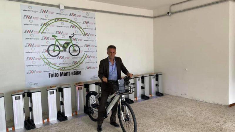 Gran colpo: alla Funivia del Faito, arrivano le E-Bikes a noleggio