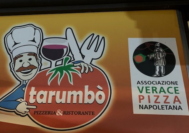 La pizzeria Tarumbò arriva a Cardito
