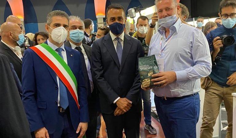 Pastificio Graziano al Cibus Forum, incontro col Ministro degli esteri su export