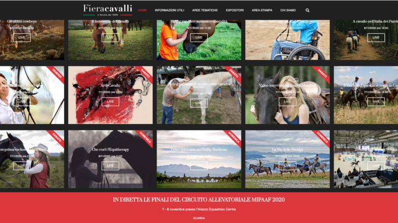 Fieracavalli Horse digital days