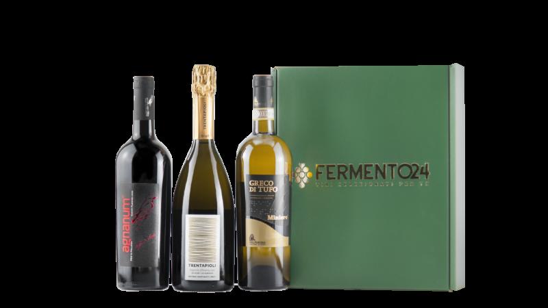 Natale in Casa Cupiello, i Box di Vino Campano da Fermento24.com