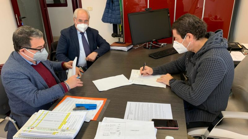 Patto associativo a Salerno tra Agrocepi e Confagricoltura