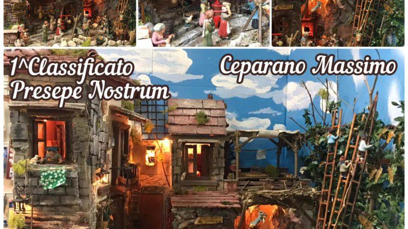 Concorso Presepe Nostrum a Cesa, tante le alberate dell'Asprinio