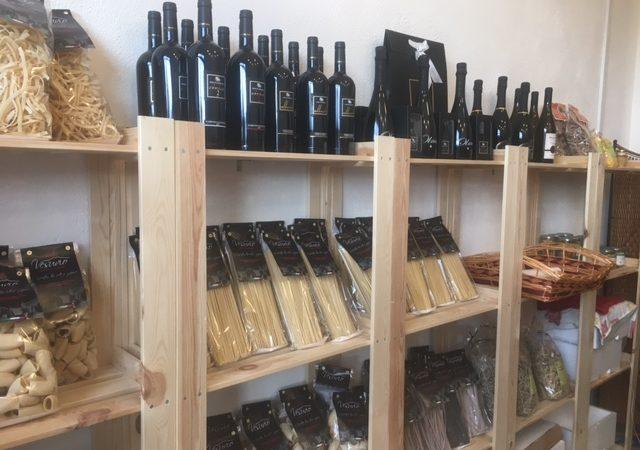 Doc Campania, a Caserta un negozio per piccoli produttori di eccellenze