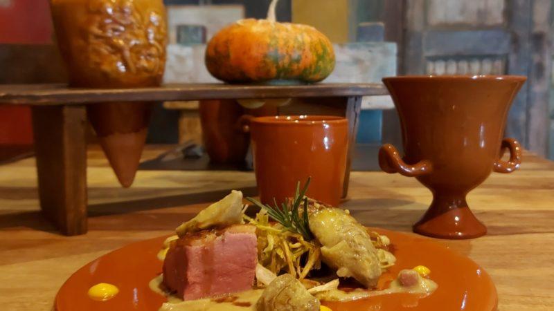 Riapre Caupona a Pompei, menù con le cibarie del Termopolio ritrovato di recente