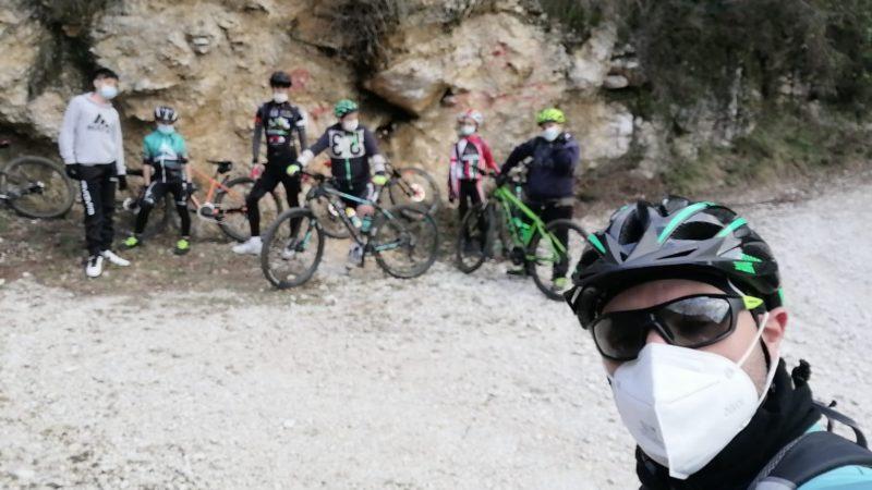 Un bike park del Matese, l'annuncio di San Potito Sannitico
