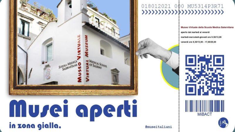Museo Virtuale Scuola Medica Salernitana, nuova direttrice