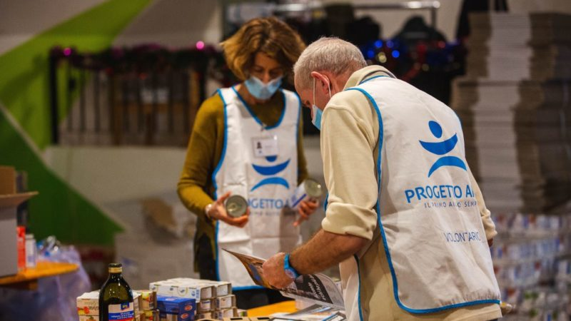 Che Banca! sostiene progetti di Emergenza Alimentare a Napoli