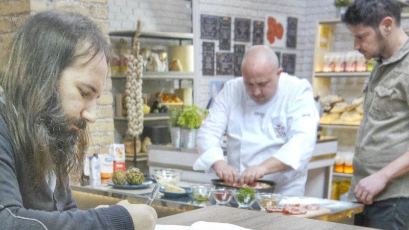 Pizzaioli casertani in Tv; domenica 14 Marzo a Mica Pizza e Fichi su la 7