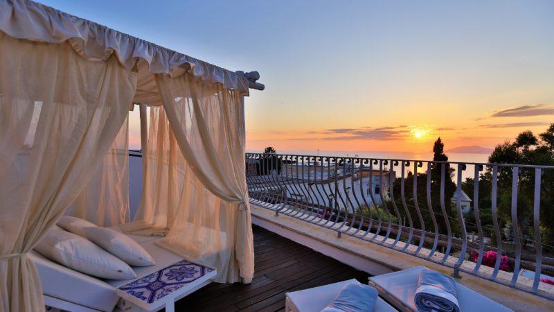 FederAlberghi Capri lancia il progetto di ripartenza Safe Hospitality