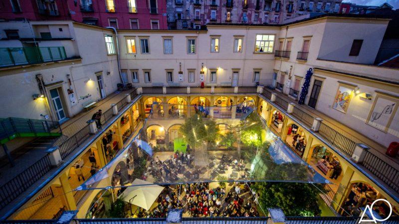 A Napoli apre Qucine Sociali con la pizza di Raffaele Boccia
