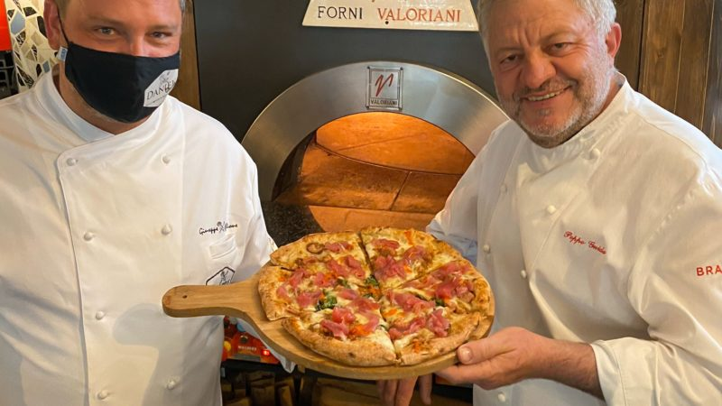 L'asse della Pizza Avellino -Vico Equense con Daniele Gourmet e Peppe Guida