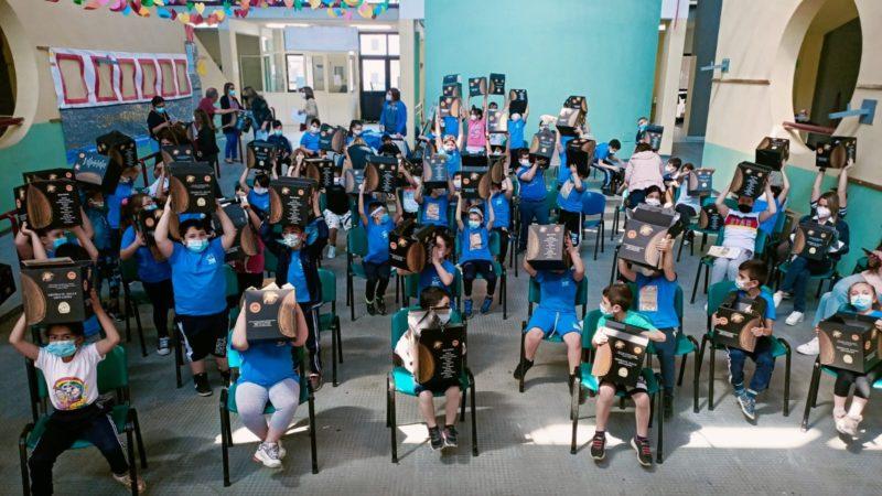 Giornata Mondiale del Latte col Provolone del Monaco dop nelle scuole di Ponticelli