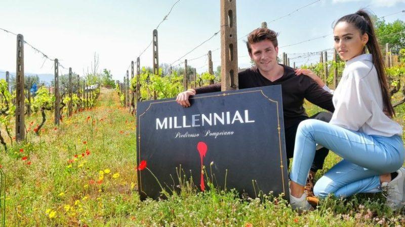 Millennial, dal Vesuvio il vino del futuro che rispetta  il passato