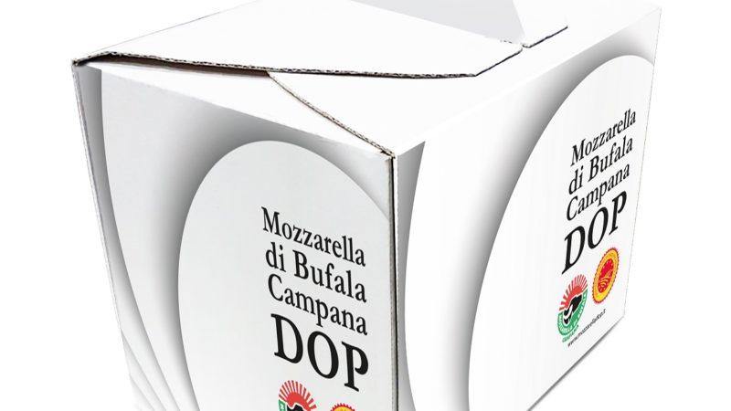 Mozzarella dop, un packaging sempre più green e sostenibile