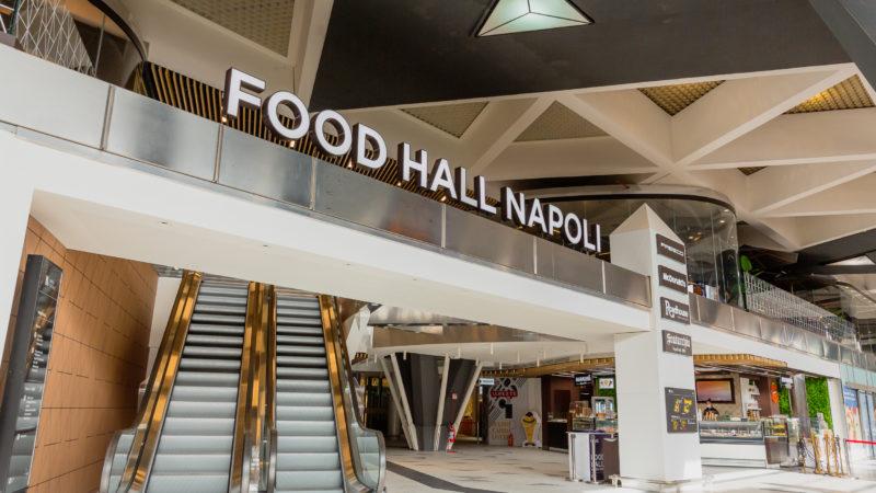 Food Hall Stazione Centrale di Napoli, ecco chi c'è