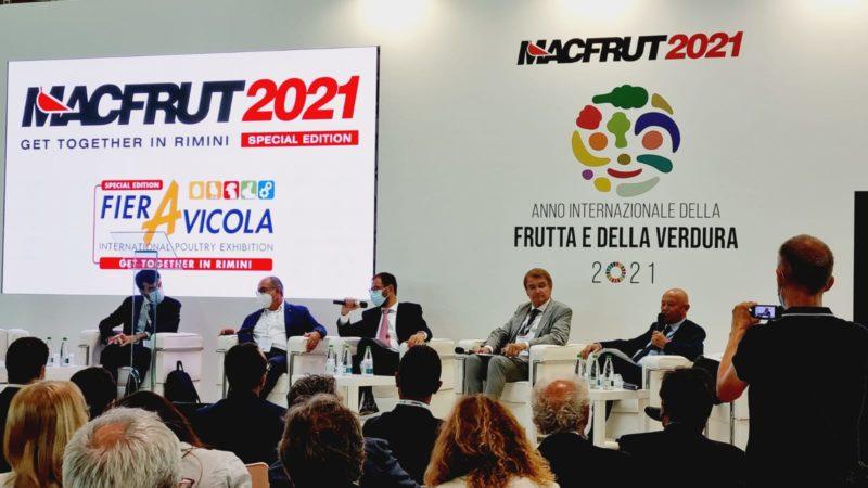 MacFrut, Agrocepi accoglie De Castro