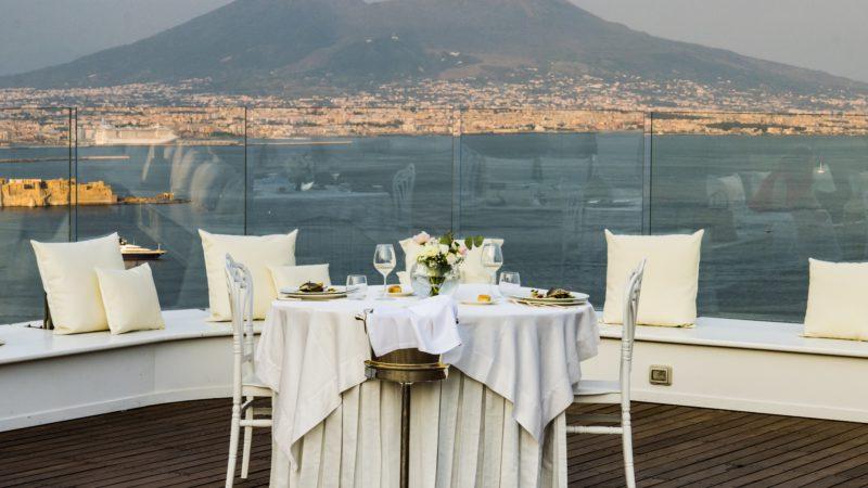 Riconoscimento per Villa Diamante e la sua vista mozzafiato sul Golfo di Napoli